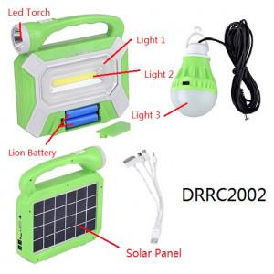 Solar Rechargerable Light RC2002
