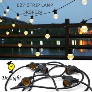 E27 Strip Lamp Holder 1M