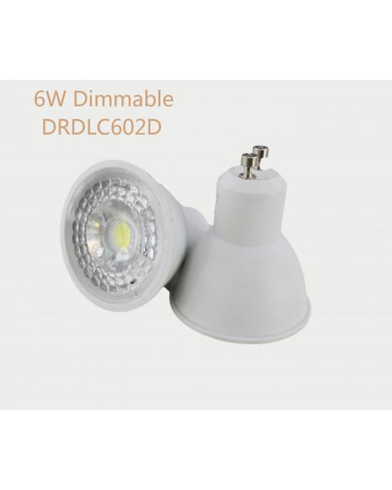 DOWN LIGHT C602D 6W DIMMABLE COB 6500K